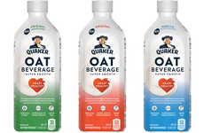 Versatile Mainstream Oat Milks