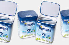 Free-From Infant Formula Packaging
