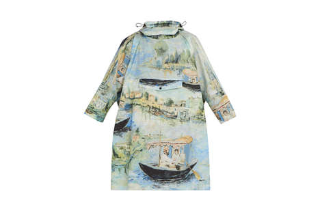 Impressionist Art-Adorned Jackets - Off-White's New Outerwear Pieces Channel Édouard Manet
