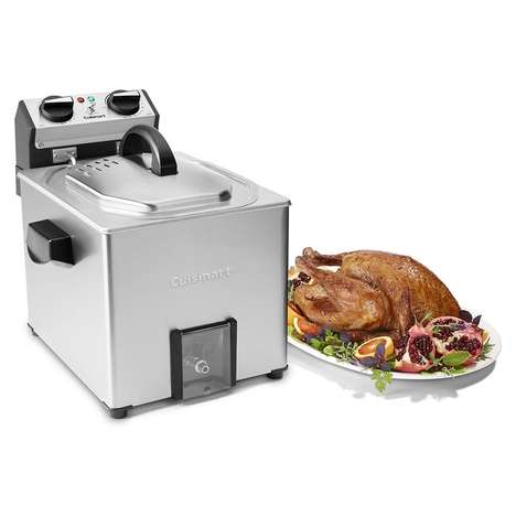 Indoor Turkey Deep Fryers