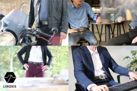 Chic Lifetime Durability Belts