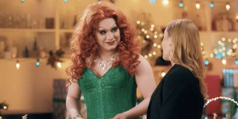 City-Specific Drag Web Series - Jinkx Monsoon Hosts Seattle's 'Let's Unwrap this Town'