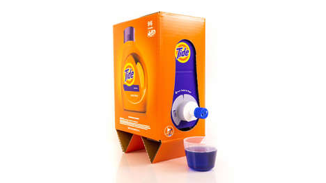 Eco Door-Delivery Laundry Detergents