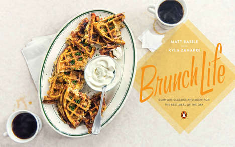 Elevated Brunch Cookbooks