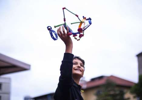 Imaginative Toy Kits - 'Toyi' Allows Children to Endlessly Redefine It for Limitless Play