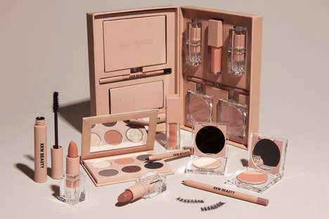 Socialite-Made Nude Beauty Kits