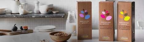 Nutrition-Focused Grainy Muesli Blends