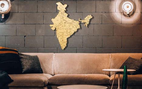 Technology-Inspired Wall Art