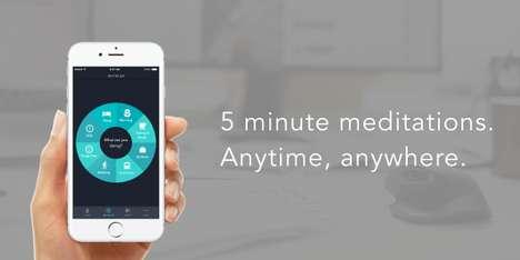 Expanding Mindful Meditation Apps