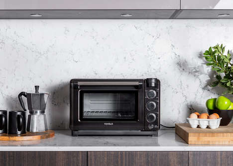 Improved Smart Oven Releases