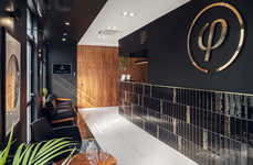Elegant Modern Dental Clinics