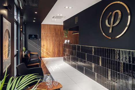 Elegant Modern Dental Clinics