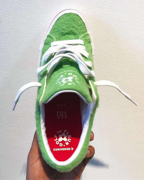 Christmas Character-Themed Sneakers