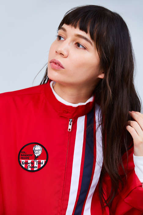 Fried Chicken-Inspired Streetwear