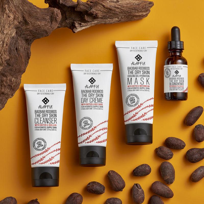 Replenishing Baobab Oil Skincare