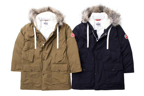 Durable Urbanistic Outerwear Series