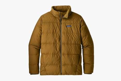 Ultra-Quiet Winter Jackets