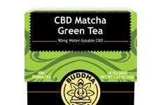 Herbal CBD Teas