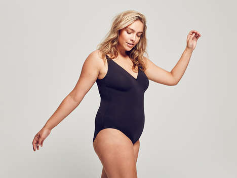 Supportive Shapewear Bodysuits - 'The Outer Body' by Heist Studios Mimics Connective Tissue