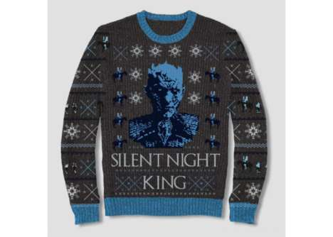 Festive Fantasy Sweaters - Target's Game of Thrones Shirts Put a Seasonal Spin on the HBO Series