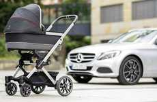 Collaborative Automotive Strollers