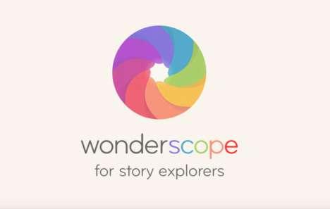 Storytelling AR Apps