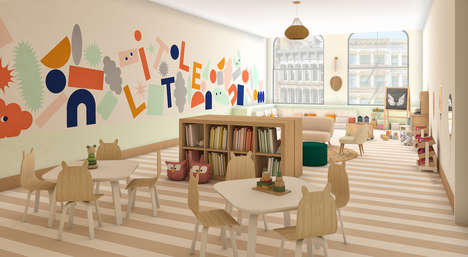 Co-Working Childcare Spaces