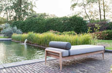 Scandinavian-Inspired Outdoor Furniture