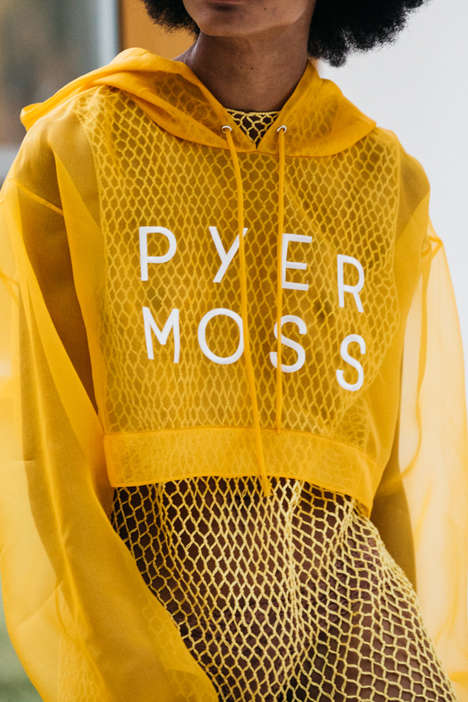 Culturally Rich Fashion Collections - Pier Moss' SS 19 Has a Distinct African-American Influence