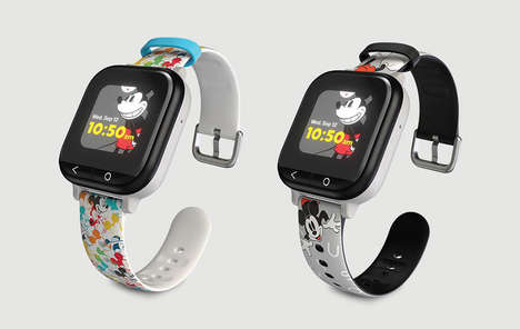 Branded Kids Smartwatches