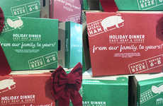 Prepackaged Holiday Meal Kits