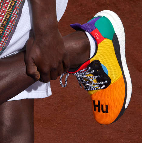 African-Inspired Athletic Wear