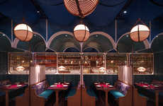 Cross-Cultural Dim Sum Restaurant - Linehouse's Hong Kong Dim Sum Restaurant is Design-Forward