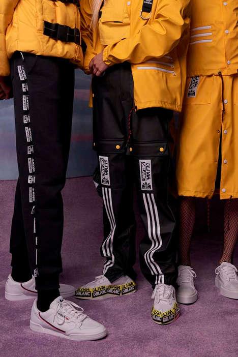 Designer Gender-Fluid Fashion Lines