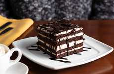 Eight-Layer Brownie Desserts