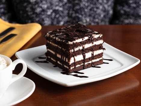 Eight-Layer Brownie Desserts