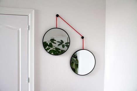 Balanced Double Mirror Designs