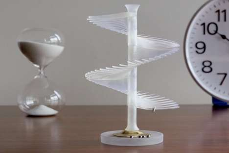 Graceful 3D-Printed Timers