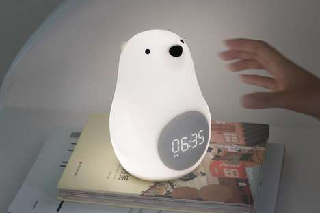 Malleable Toy Alarm Clocks