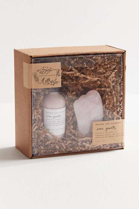 Rose Quartz Skincare Sets