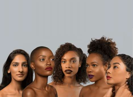 Skin-Specific Cosmetic Brands - IMAN Cosmetics  Focuses on Women of Color with Its #Melaninarmy