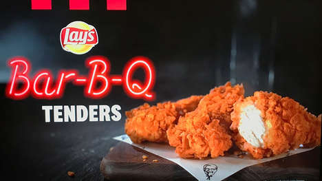 Chip Flavor-Infused Chicken Tenders