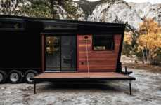 Mid-Century-Inspired Mobile Homes