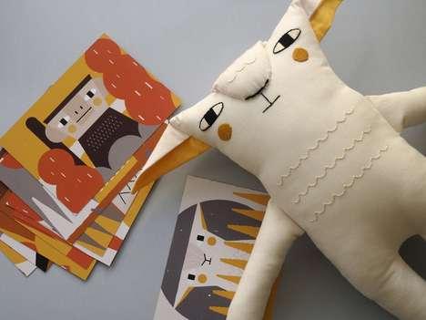 Adorable Handmade Plush Toys