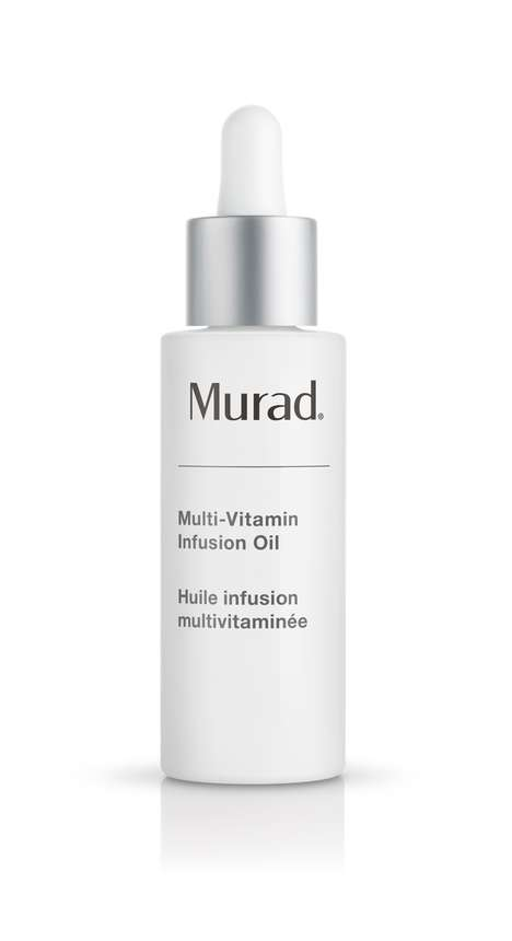 Vitamin-Packed Face Oils - Murad's Facial Treatment Oil is Likened to a Multi-Vitamin for the Skin