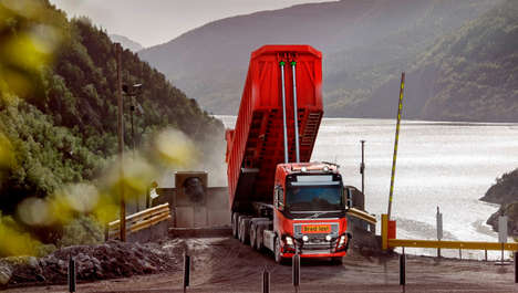 Commercial Self-Driving Trucks