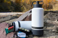 Adaptable Storage Water Bottles