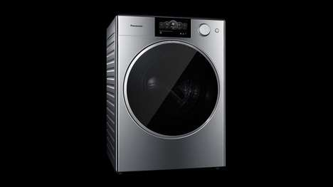Automotive-Inspired Washing Machines