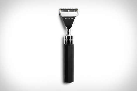 High-End Weighted Razors
