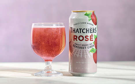 Crisp Wine-Inspired Ciders